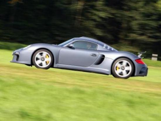 Image of RUF CTR3