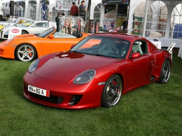 Image of RUF RK COUPE