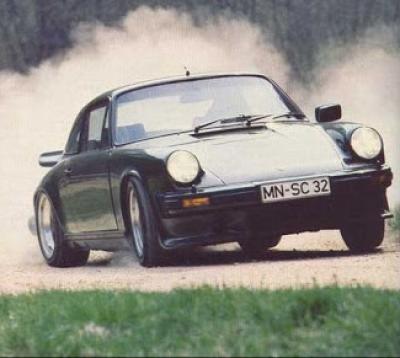 Image of RUF Turbo 3.3