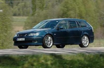 2005 Saab 9 3 Sport Combi Hatch Wagon Specs