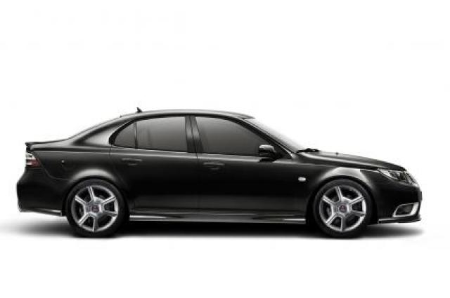 Image of Saab 9-3 Sport Sedan Turbo-X