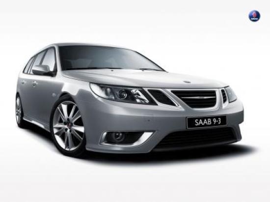 Image of Saab 9-3 SportCombi 1.9TTiD