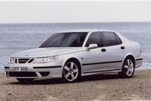 Picture of Saab 9-5 Aero