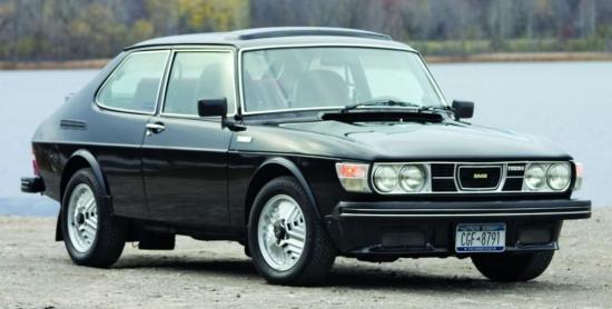 Image of Saab 99 Turbo