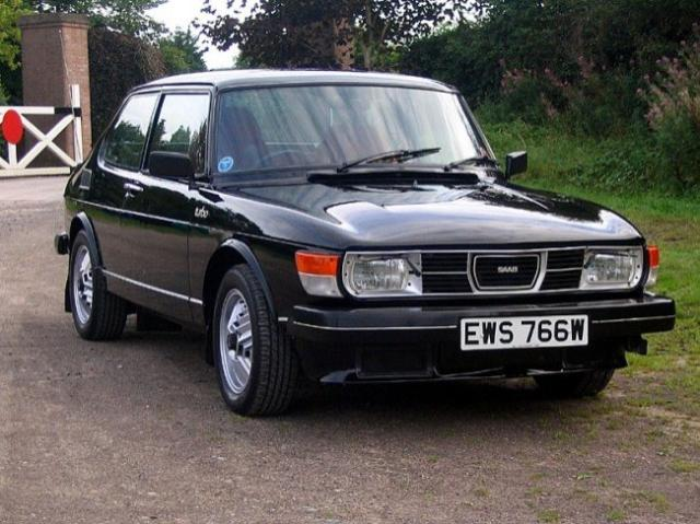 Image of Saab 99 Turbo