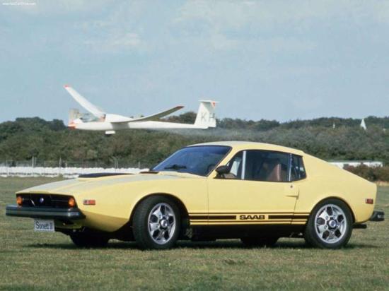 Image of Saab Sonett III