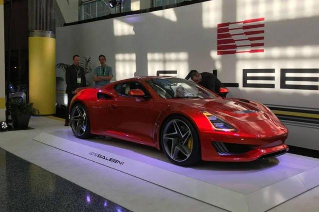 Image of Saleen S1