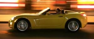 Photo of Saturn Sky Red Line