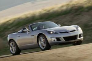 Picture of Saturn Sky Red Line