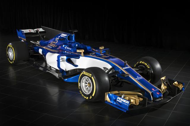 Image of Sauber C36