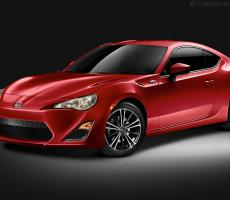 Picture of Scion FR-S