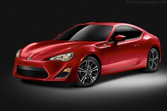 Image of Scion FR-S