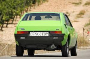 Photo of Seat 1200 Sport Bocanegra