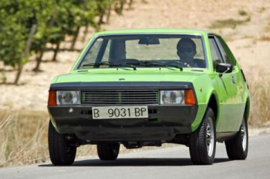 Image of Seat 1200 Sport Bocanegra