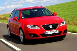 Picture of Seat Exeo ST 2.0 TDI