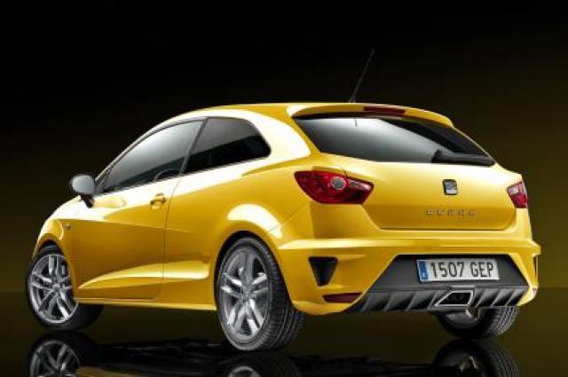 Image of Seat Ibiza Cupra 1.4 TSi 180