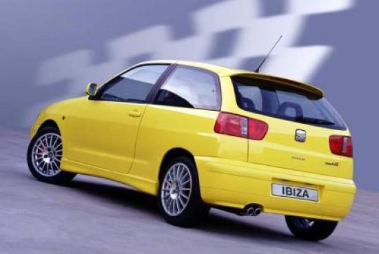 Image of Seat Ibiza Cupra R  1.8