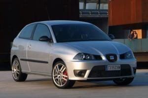 Photo of Seat Ibiza Cupra TDI