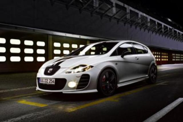 Image of Seat Leon Copa Edition