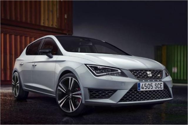 Image of Seat Leon Cupra 280 DSG