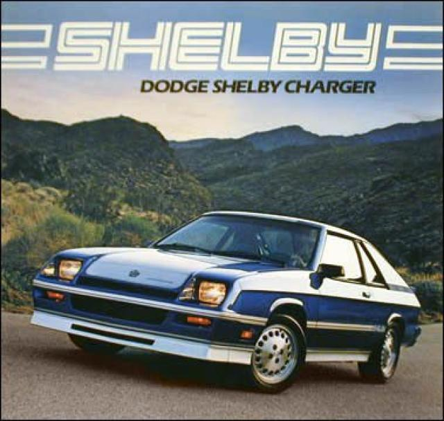 Image of Shelby Charger GLHS Special