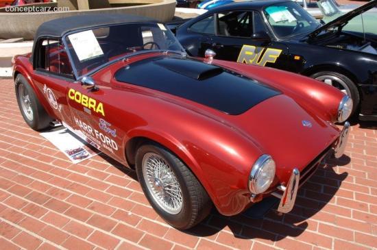 Image of Shelby Cobra 289 S/C