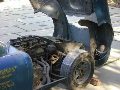 Image of Shelby Cobra Daytona Coupe