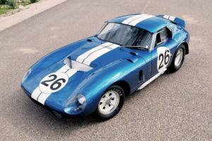 Picture of Shelby Cobra Daytona Coupe