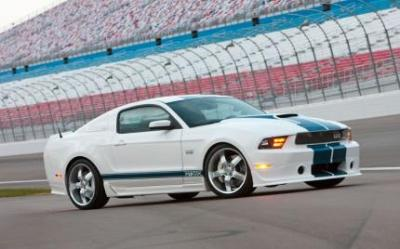Image of Shelby GT350