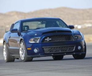 Picture of Shelby GT500 Super Snake