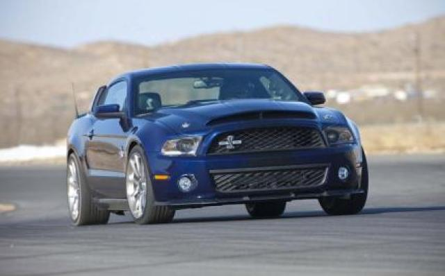 Image of Shelby GT500 Super Snake