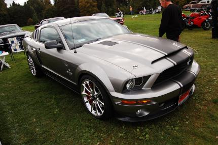 Hoonigan Mustang 1/4 Mile Time