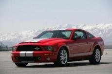 Shelby Mustang Cobra GT500KR