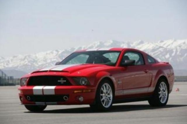 Image of Shelby Mustang Cobra GT500KR