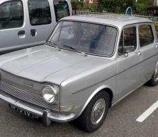 Picture of Simca 1000 Coupe