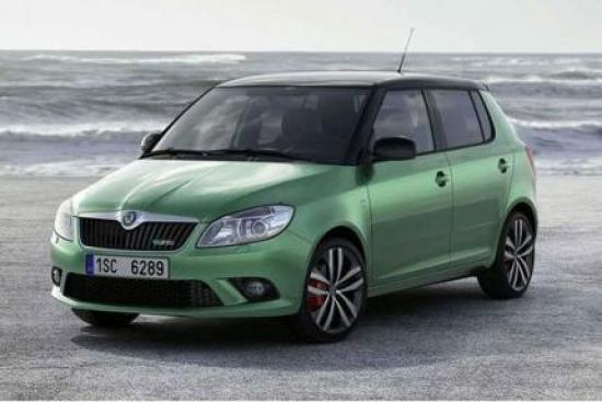 Image of Skoda Fabia RS