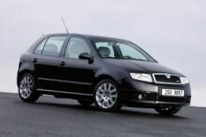 Picture of Skoda Fabia RS