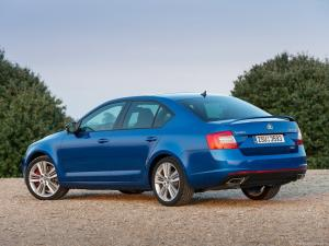 Photo of Skoda Octavia RS 5E