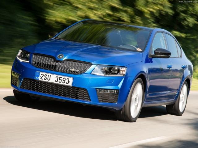 Image of Skoda Octavia RS