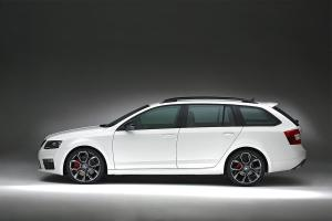 Photo of Skoda Octavia RS Combi 5E
