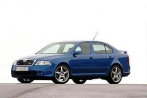 Picture of Skoda Octavia RS (1Z)