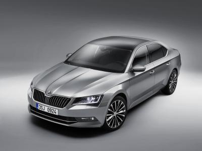 Image of Skoda Superb 2.0 TSI