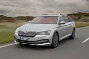 Image of Skoda Superb Combi iV