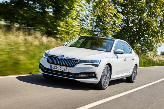 Image of Skoda Superb iV