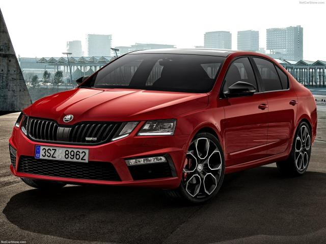 Image of Skoda Octavia RS 245