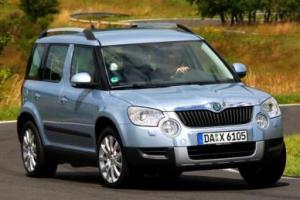 Picture of Skoda Yeti 2.0TDI 4x4