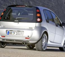 Picture of Forfour 1.5t Brabus
