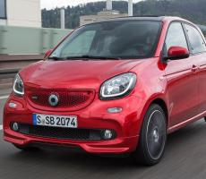 Picture of Smart Forfour Brabus