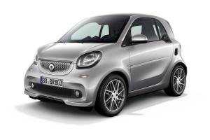 Picture of Smart Fortwo Brabus (Mk III)