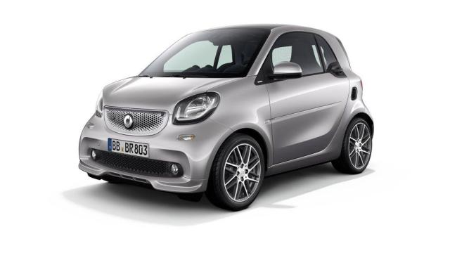 Image of Smart Fortwo Brabus